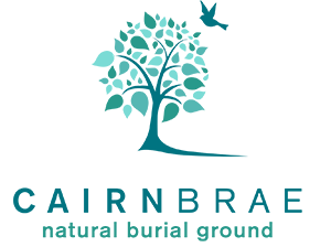 cairnbrae natural burial ground in scotland