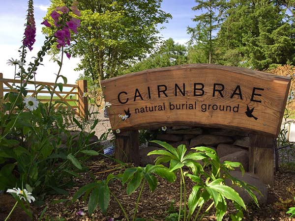 natural burial ground in scotland