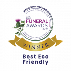 award winning natural burial ground